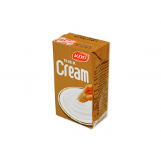 KDD thick Cream